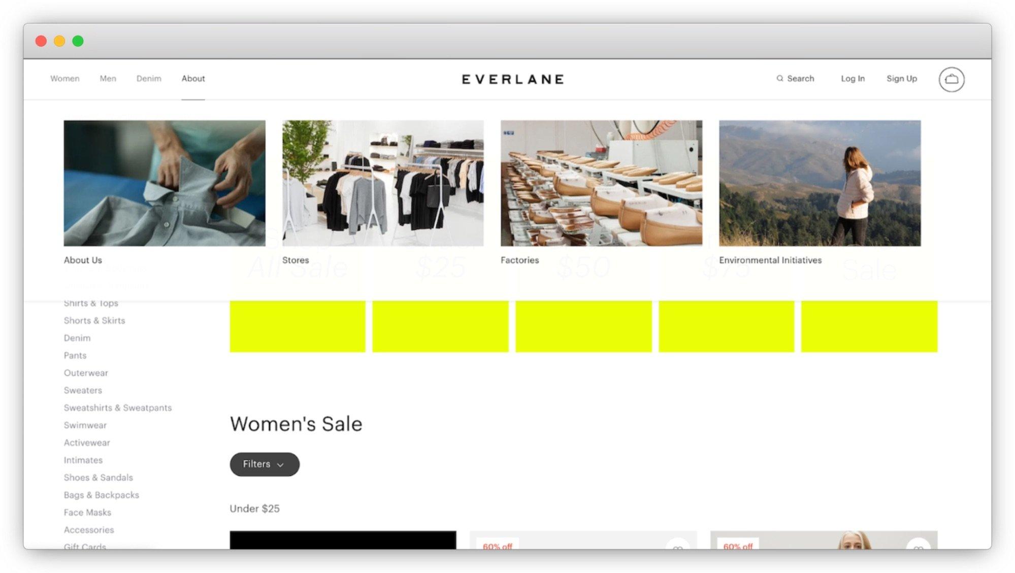 everlane-ecommerce-design