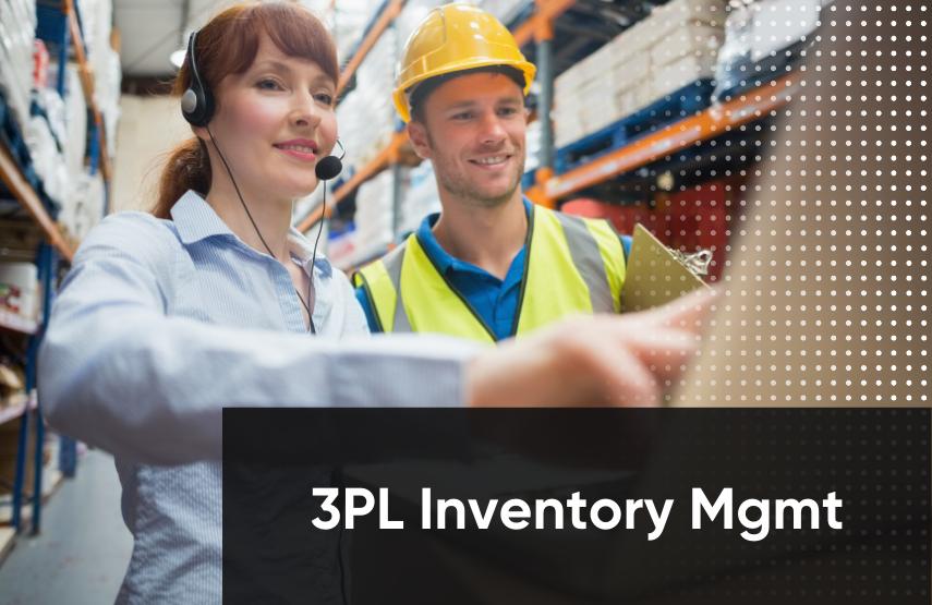 3PL Inventory Management