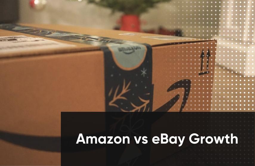 amazon vs ebay growth
