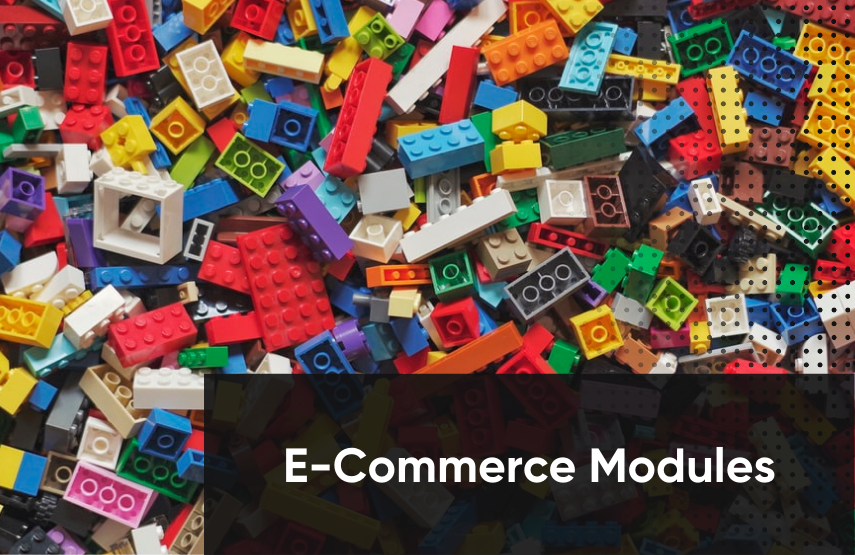 e-commerce modules