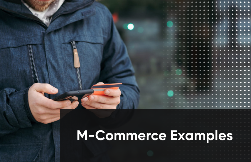 mobile commerce examples