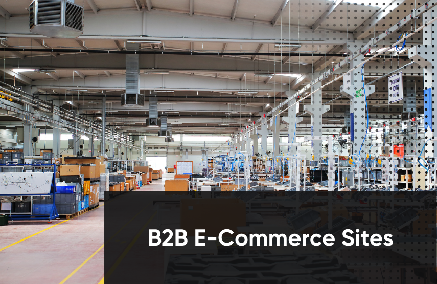 What Are Examples of B2B E-Commerce Sites?
