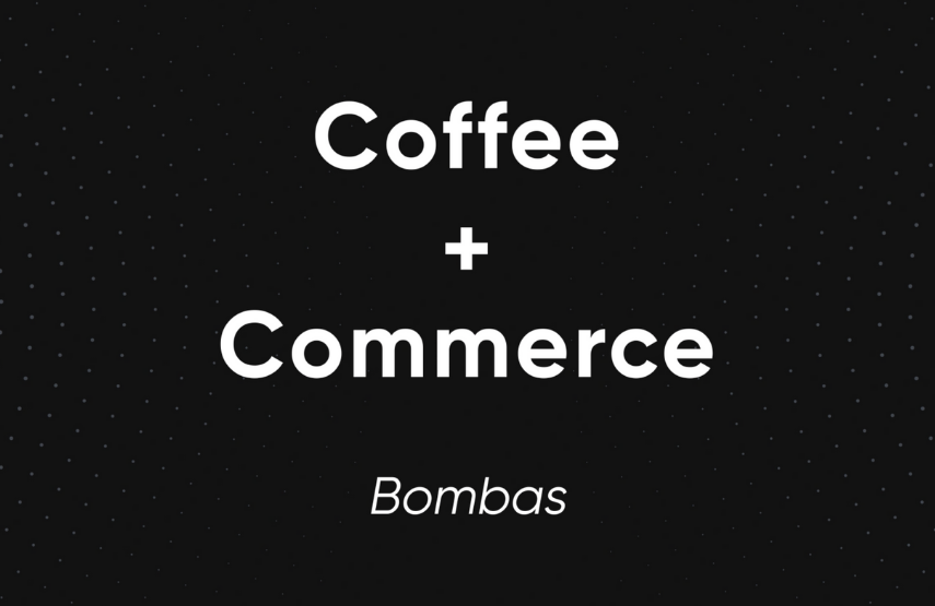 Bombas coffee and commerce