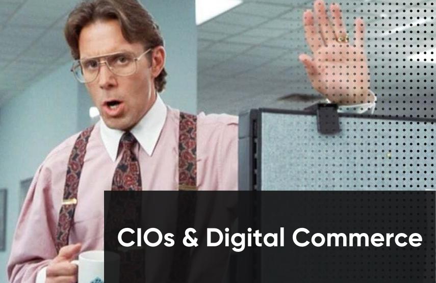 CIOs and Digital Commerce
