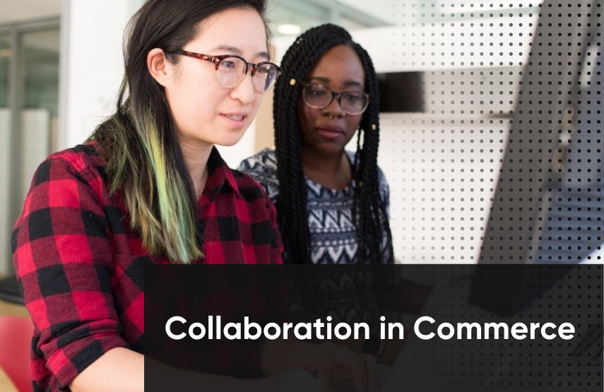 How Do Business Users and Developers Collaborate Inside Commerce Platforms?
