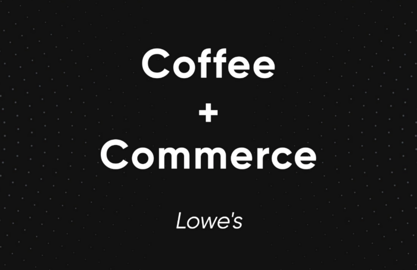 Breaking Down Lowes' E-Commerce Site [Video]