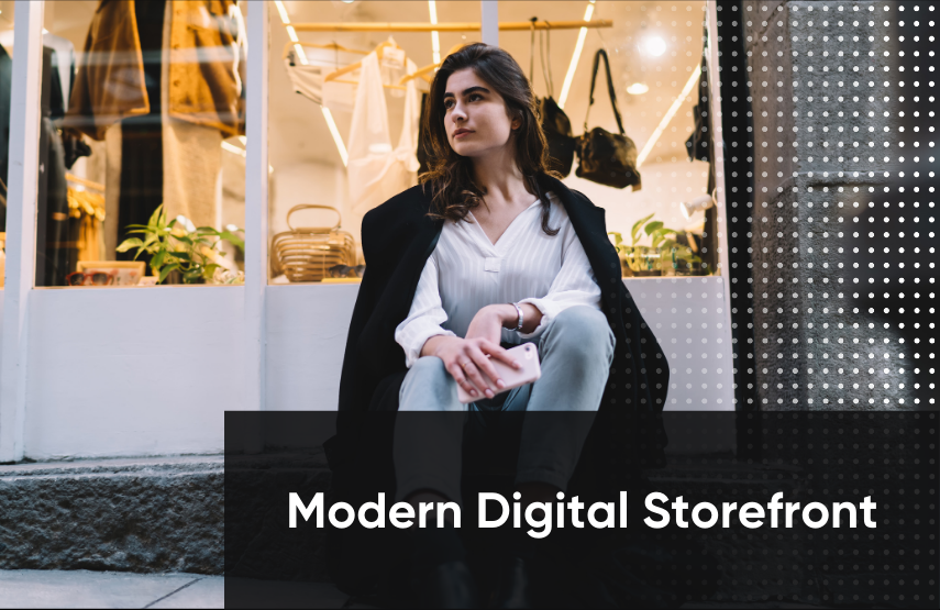 Building a Modern Digital Storefront with Microservices
