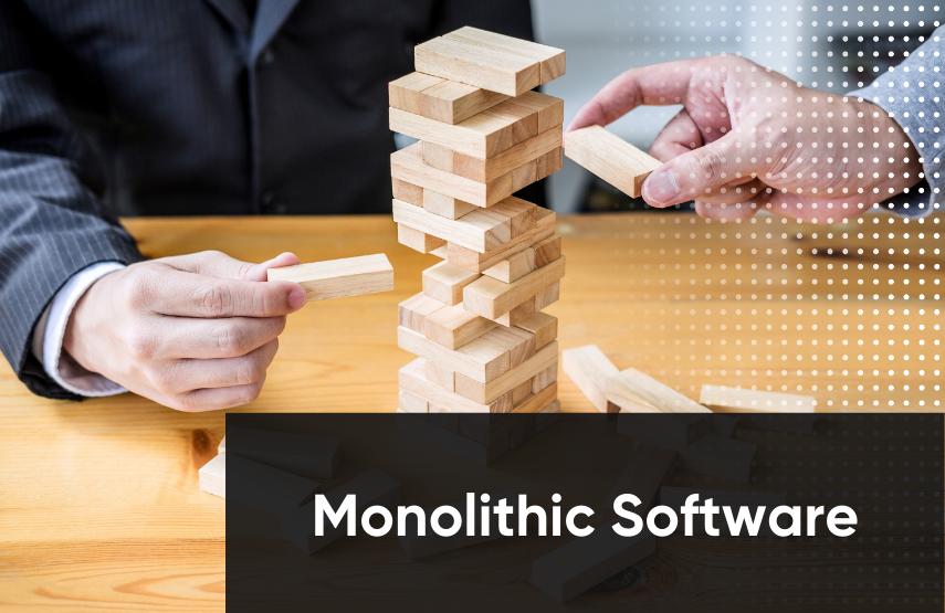 Monolithic Software
