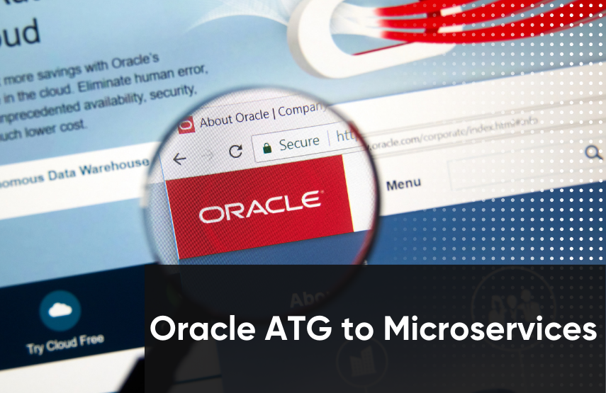 Oracle ATG to Microservices