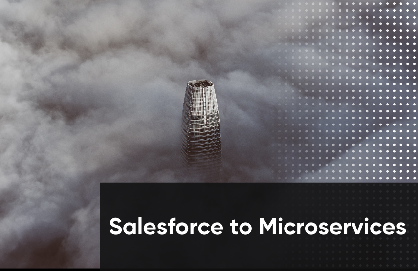 Salesforce Commerce Cloud to Microservices
