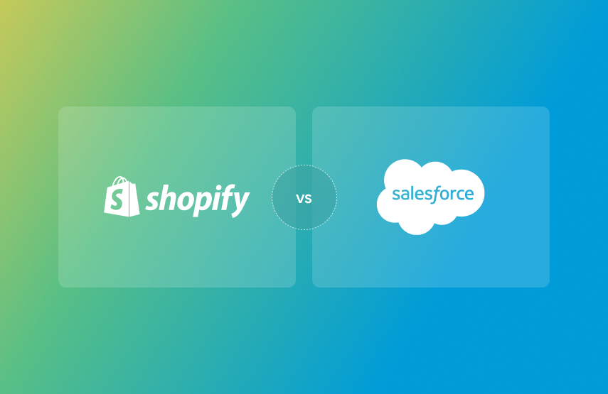 Too Big for Shopify and Too Fast for Salesforce?